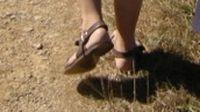 pieds marche retraite itinerante