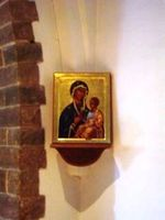 hurtebise icone Vierge