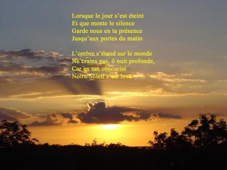 hymne complies abbaye de maumont