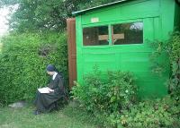prière lecture en ermitage