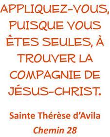 carmel saint maur sainte therese avila seules