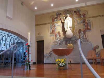 saint sever chapelle