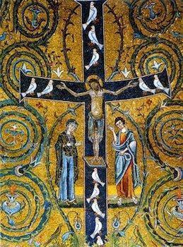 carmel de surieu - La Croix glorieuse