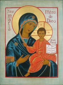 carmel de surieu - Sainte Marie, Mère de Dieu