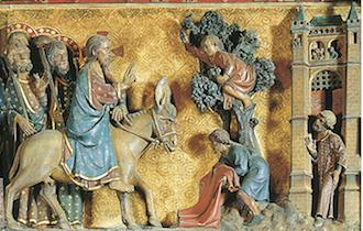 carmel de surieu - Les Rameaux et la Passion du Seigneur
