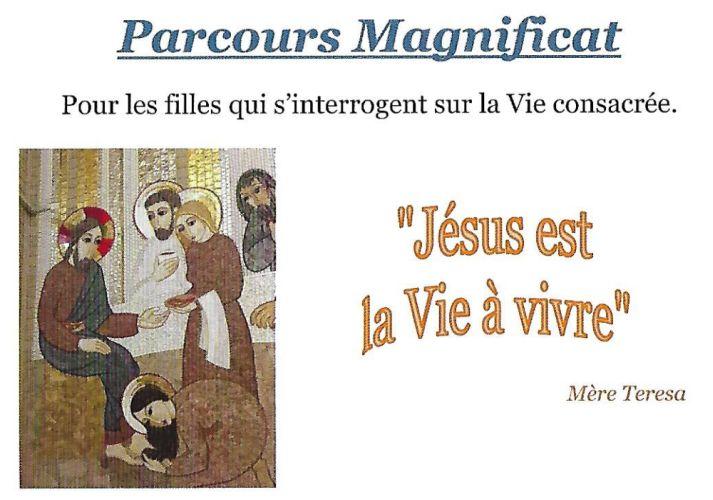 Magnificat annonciade