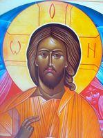 Hurtebise Christ visage