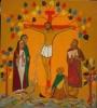 icone croix glorieuse abbaye de maumont thumb
