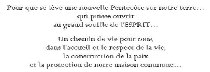 pentecote 2020 b