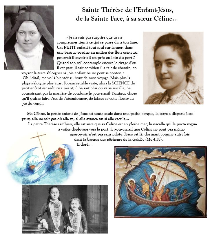 ste therese octobre 2020