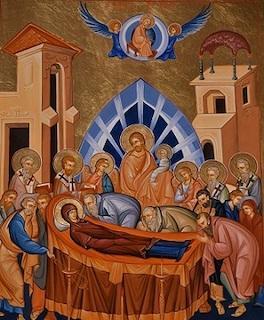 carmel de surieu - L'Assomption de la Vierge Marie