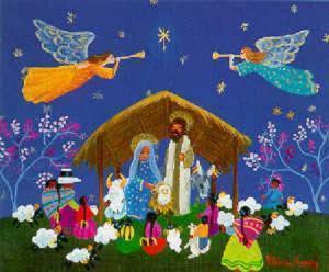 carmel de surieu - La Nativité du Seigneur