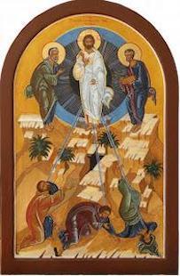 carmel de surieu - La Transfiguration du Seigneur