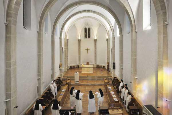 taulignan priere liturgique choeur